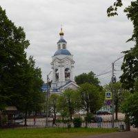 вид из сквера на собор :: Валентина Папилова