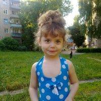Дочка Злата :: Влад Байбаков