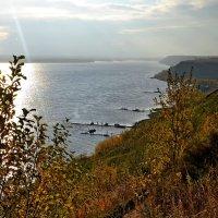 Осенние пейзажи :: Елена Третьякова