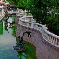 Канал на Манежной площади :: Григорий Кучушев