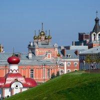 Иверский женский монастырь :: Сергей Прасолов