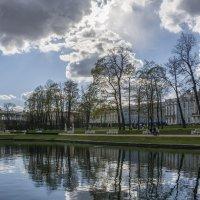 Зеркальный пруд :: Минихан Сафин