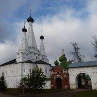 Успенская Дивная церковь в Угличе :: Galina Leskova