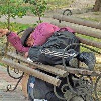ужасы нашего городка :: Александр Корчемный