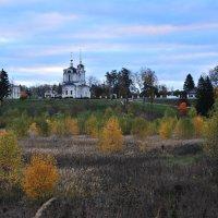 Осенний вечер перед дождём :: Андрей Куприянов