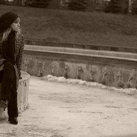 серый город :: Алена Сушко