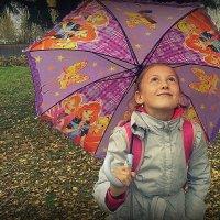 Осень :: Лариса Карпушина
