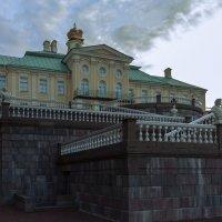 Меншиковский дворец, Ломоносов :: Вадим Мирзиянов