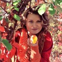 краски осени :: Ирина Малинина
