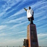 Ленин в октябре :: Владимир Павленко