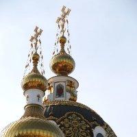 золотые купола :: валерий