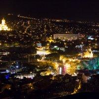 Ночной Тбилиси :: Юрий Поздников