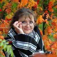 Осенний портрет :: Дмитрий Иванцов