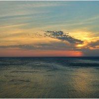 Про море, закат и приятные воспоминания :: Владимир Горбунов