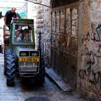 Улицы старого Иерусалима :: Leonid Korenfeld