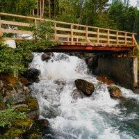 Один водопад из сотен увиденных :: Светлана Игнатьева