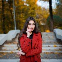 Осенняя :: Владимир Рябцев
