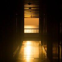 свет в конце тоннеля :: Евгения Порядина