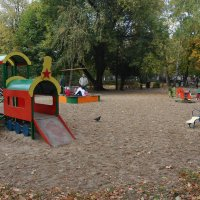 Детская площадка :: Александр Буянов