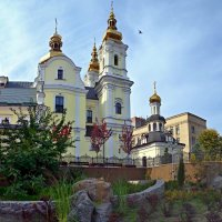 Свято-Успенский кафедральный собор :: юрий иванов