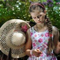 Ласковый июль :: Ирина Данилова