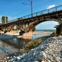 А тем временем поезд спешит... :: Ирина Данилова