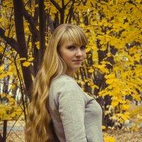 Осенняя сказка-2 :: Вероника Просекова