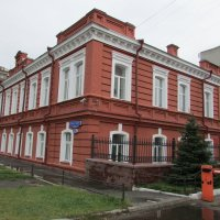 Памятник зодчества :: раиса Орловская