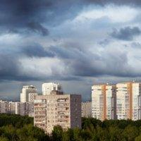 А из нашего окна... :: Антон Иванов