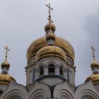 Купола :: Андрей Горячев