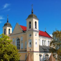 Храм на Немиге (Минск) :: Василий Королёв