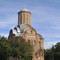Пятницкая церковь :: Сергей Иванов