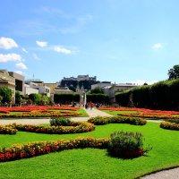 Парк Мирабель, Зальцбург :: Leo