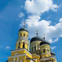 Mănăstirea Hîncu :: Mihail Chiriac
