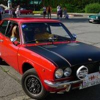 Ретро автомобиль Fiat 128 Sport Coupe :: Евгений Кривошеев