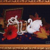 Жемчужина осени (стилизация под картину) :: Angelika Faustova