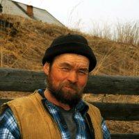 Мужик. :: Павел Нагорнов