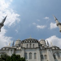 голубая мечеть :: Станислав Торский