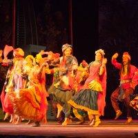 Индийский танец :: Ольга Скороходова