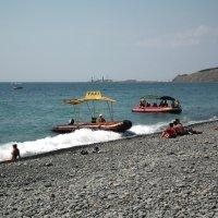 Морское такси :: Сергей