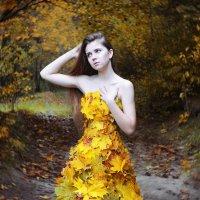 Заметался пожар золотой :: Yulia Pateyun