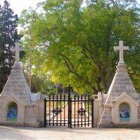 Ворота Братского кладбища :: Елена Даньшина