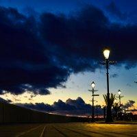 На закате :: Михаил Бабаков