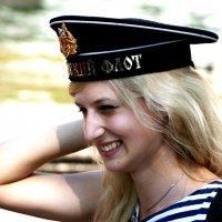 Подруга моряка :: Виктор Никитенко