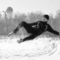 Удар :: Дмитрий Часовитин