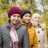 Три подружки :: Наталья ***