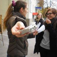 Сними меня на мой фотик! :: Наталья Тимошенко