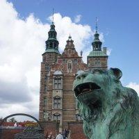 Королевский дворец Розенборг :: Елена Павлова (Смолова)