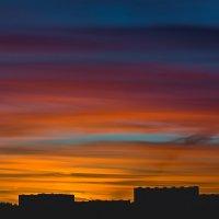 Один Московский осенний закат :: Oleg Hardy