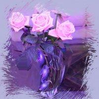 розы на морозе... :: Svetlana AS